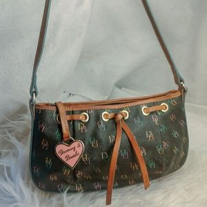 Authentic small Dooney & Bourke purse handbag
